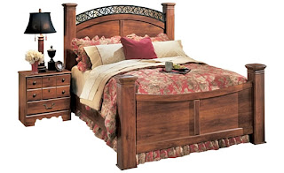 Ashley furniture timberline Ashley furniture rowley creek bedroom