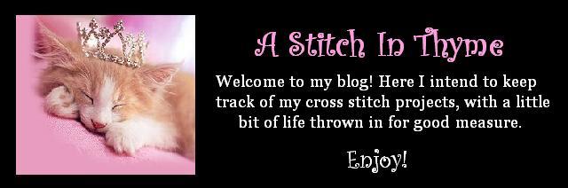 A Stitch in Thyme