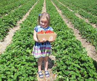 girl in strawberry field