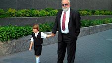 Mark & Papa NYC 09