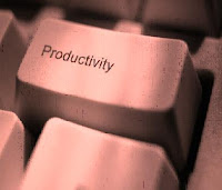 productivity key red