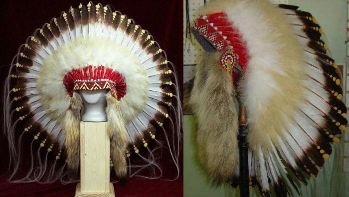 MariaJose: Tocados y Penachos Indios