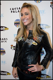 Vanessa Rousso has signed a contract with GoDaddy.com