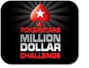 Million Dollar Cash Game 20K Freeroll