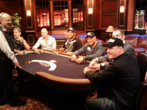 UFC Poker After Dark