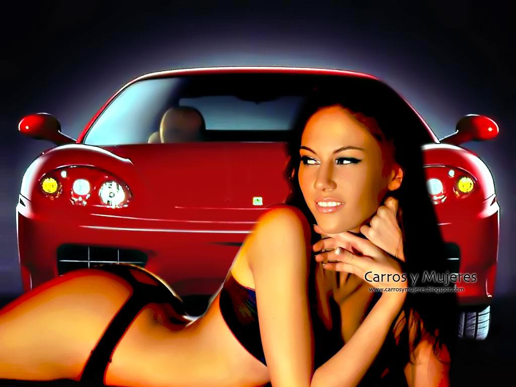 Carros Y Mujeres V