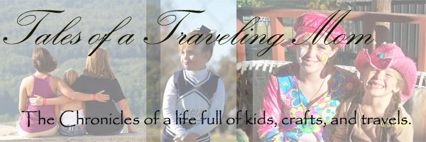 Tales of a Traveling Mom