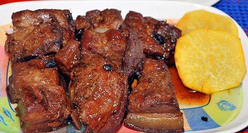 Pinoy Favorite Recipes: Humba Recipe (Braised Pork Belly ...