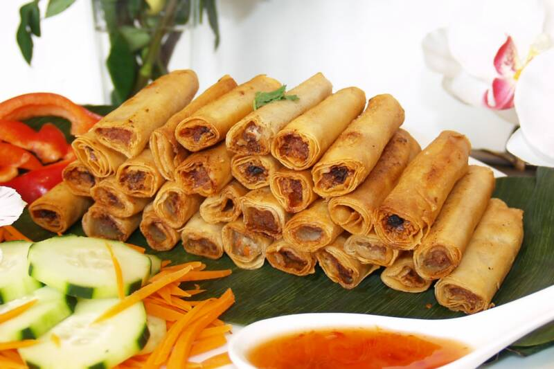 Pinoy Favorite Recipes: Lumpia Recipe (Lumpia Shanghai)