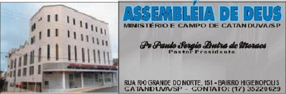 Assembleia de Deus Min. Catanduva