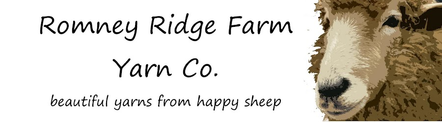 Romney Ridge Farm Journal