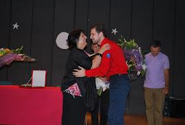 ENTREGA MENCION ESPECIAL 2010
