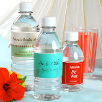 customized bottles of water