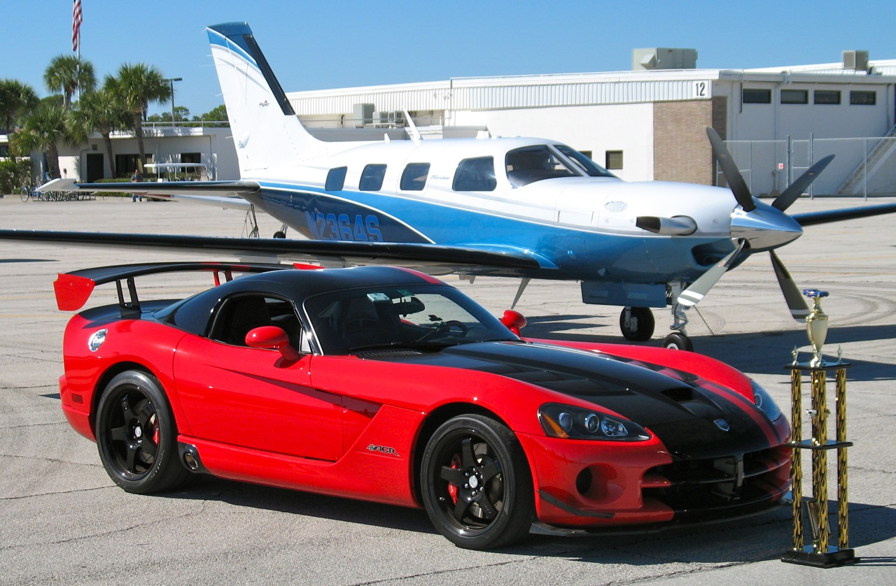 Viper ACR with Piper Turboprop