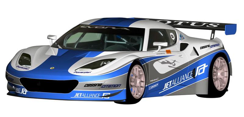 Lotus Evora GTE Lotus+Lemans+image