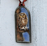 Edwin's Favorite Perch Pendant