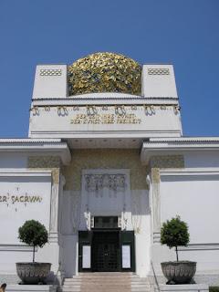 The Secession building