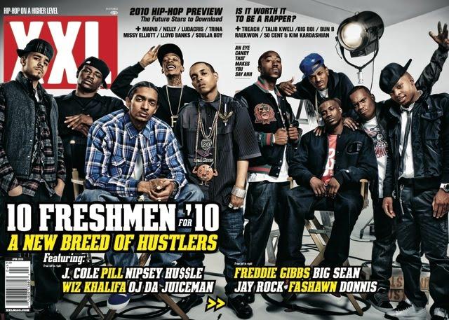 Great white dj update on xxls freshman of 2010 update on xxls freshman of 2010 malvernweather Choice Image