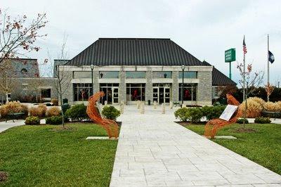 the Kentucky Artisan Center in Berea, Kentucky