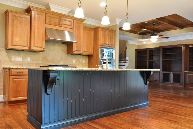 Cottage days and journeys cottage kitchen reveal part 2 for Kitchen island cabinets base