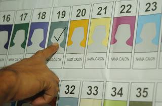 Contreng - Kampanye Damai Pemilu Indonesia 2009