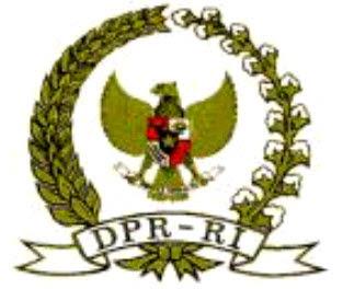 Logo DPR RI