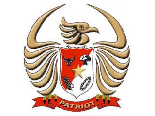 Logo Partai Patriot