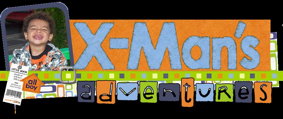 The X Man's Adventures