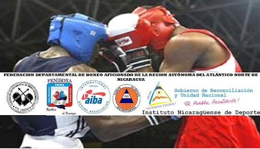 FEDERACION DEPARTAMENTAL DE BOXEO AFICIONADO DE LA REGION AUTONOMA DEL ATLANTICO NORTE DE NICARAGU