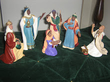 Hallmark Figure Ornaments