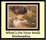 Whats on Your Wall Wednesday