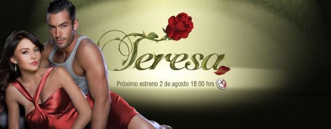 Isbt Novelas Poster Teresa