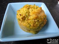 muffin courgette chevre recette facile