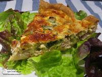 quiche thon courgette parmesan entree plat facile