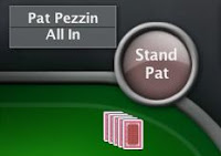 The last Pat standing standing pat