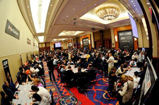 NAPT Mohegan Sun, Day 1, photo by Joe Giron