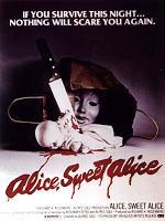 'Alice, Sweet Alice' (1976)