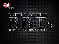 Battle of the Blogger Tournaments 5