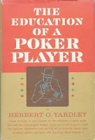 Herbert O. Yardley's 'The Education of a Poker Player' (1957)