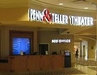 Penn and Teller Theater, Rio, Las Vegas