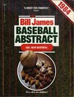 Bill James' 1984 'Baseball Abstract'