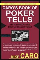 Mike Caro's 'Caro's Book of Poker Tells'