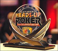 2009 NBC National Heads-Up Poker Championship starts Friday