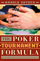 Arnold Snyder's 'The Poker Tournament Formula' (2006)