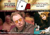 The 2004 World Series of Poker on ESPN
