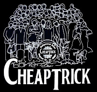 Cheap Trick playing the Beatles playing Sgt. Pepper's Lonely Hearts Club Band