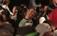 Joe Sebok, as photographed by B.J. Nemeth at the 2009 WSOP