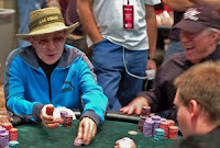Bob Stupak at the 2006 World Poker Open, photo taken by Amy Calistri