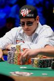 Eric Buchman (Seat 6) -- 34,800,000