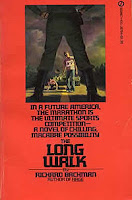 'The Long Walk' (1979) by Stephen King, writing as Richard Bachman